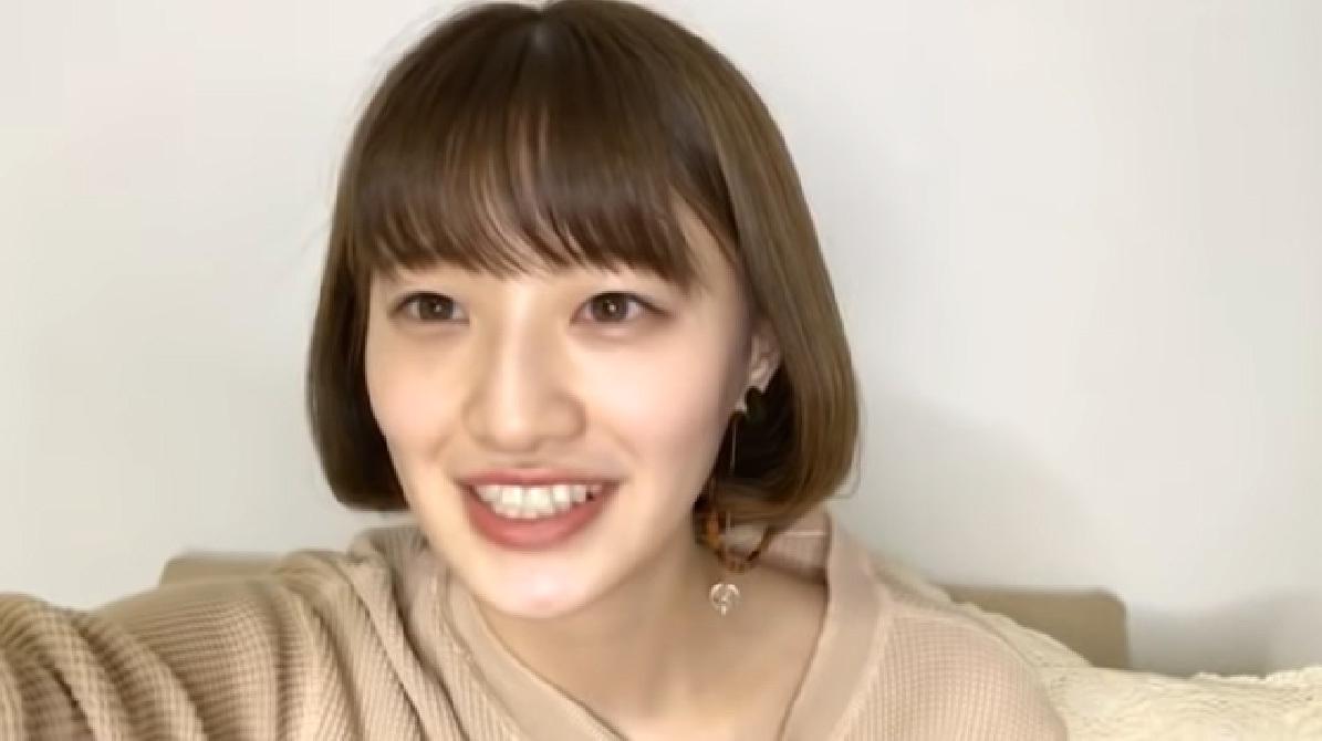 乃木坂46中田花奈SHOWROOM