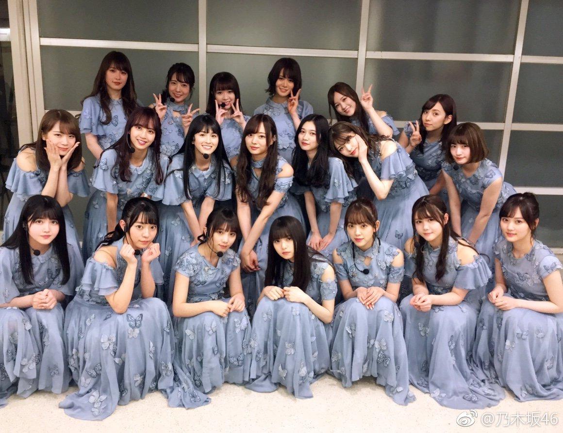乃木坂46「KKBOX」集合写真