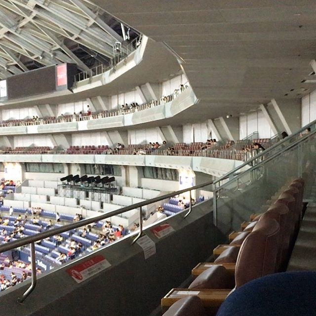 京セラドーム バルコニー席3