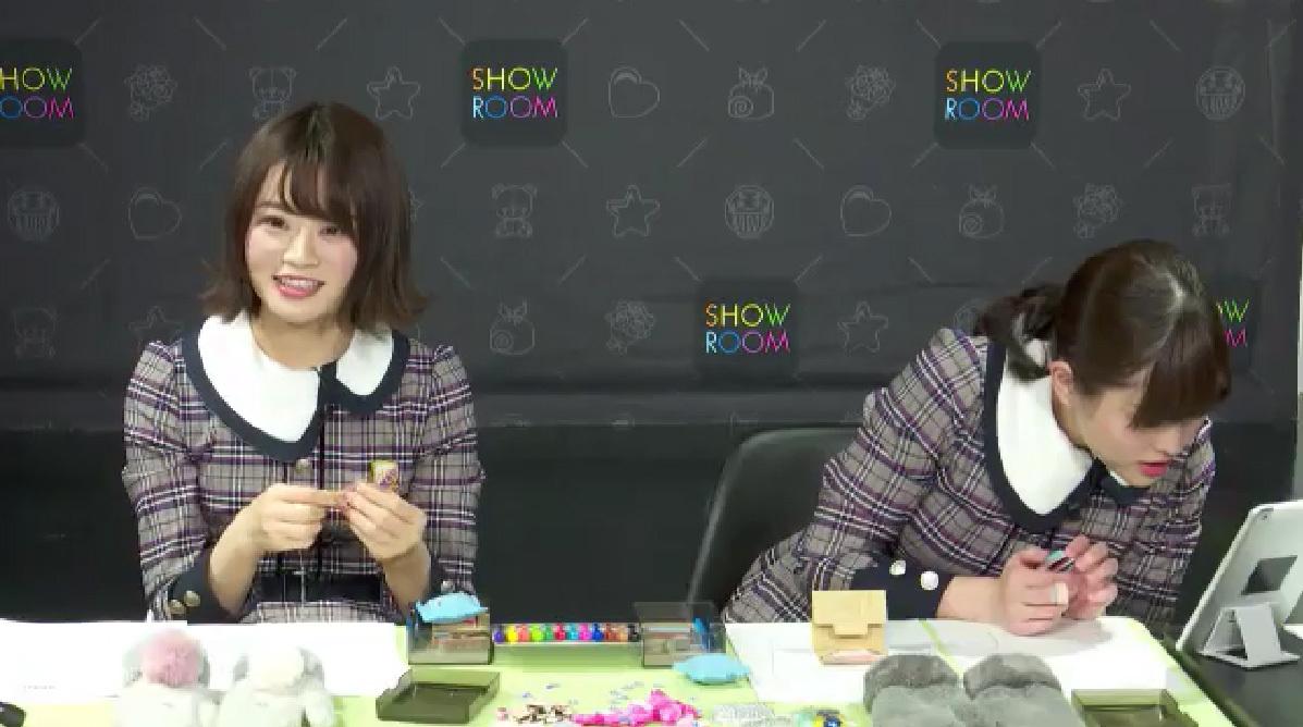 乃木坂46「猫舌SHOWROOM」 伊藤かりん・山崎怜奈