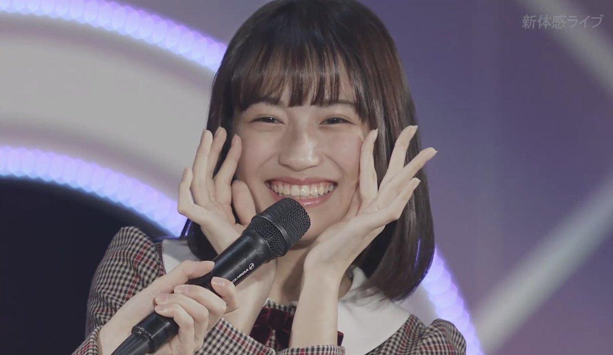 乃木坂46西野七瀬卒業コンサート 掛橋沙耶香