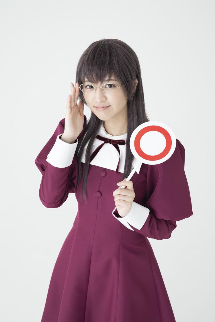 舞台「ナナマルサンバツ2」キービジュアル、キャラクタービジュアル 吉田綾乃クリスティー