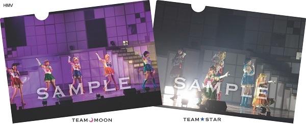乃木坂46版ミュージカル「美少女戦士セーラームーン」Blu-ray&DVD HMV購入特典