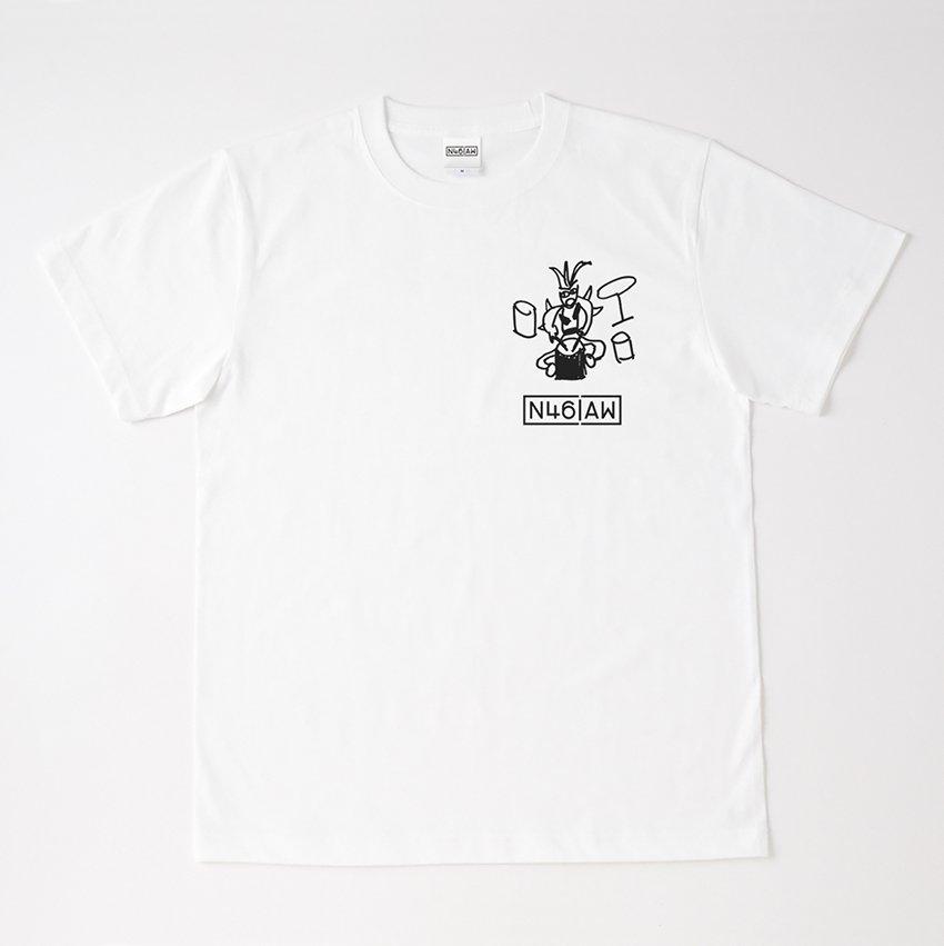 【乃木坂46だいたいぜんぶ展】生田絵梨花さんデザインTシャツが 3/20に登場