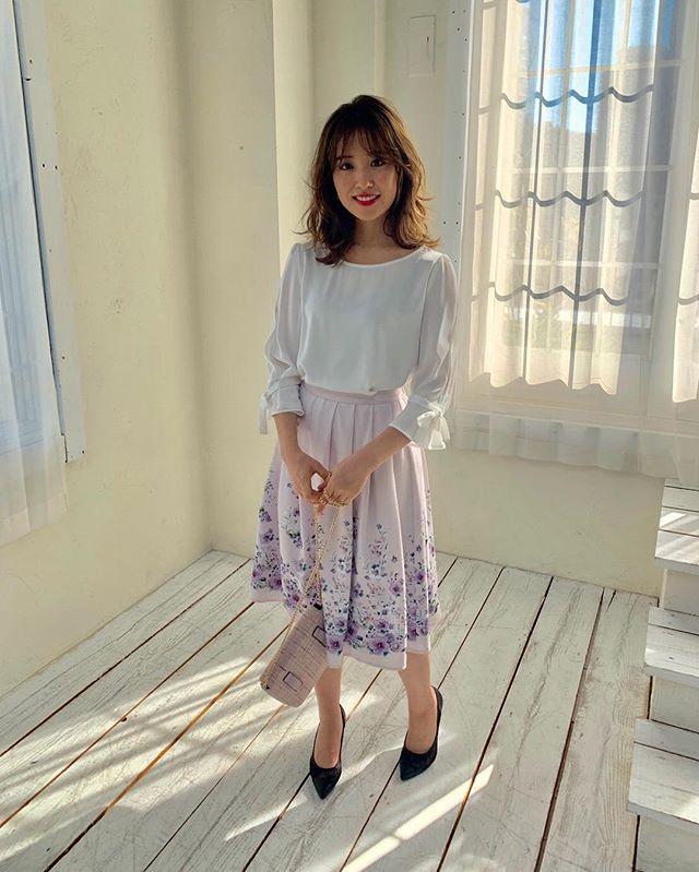 乃木坂46衛藤美彩が誌面で着用したRD×美人百花コラボのブラウス&スカートを抽選で1名様にプレゼント