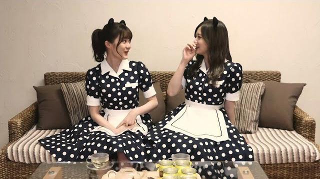 乃木坂46「マウスダイナー #新生活トーク」生田・白石篇|マウスコンピューター