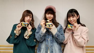 乃木坂46の「の」 吉田綾乃クリスティー 中村麗乃 阪口珠美