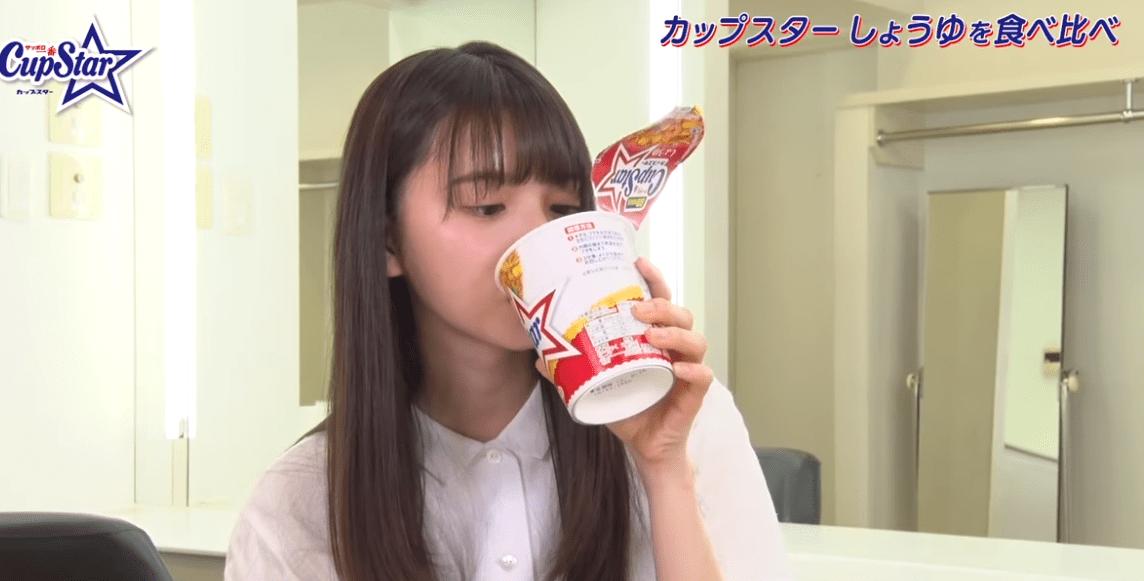 乃木坂46「しょうゆ食べ比べ動画」 齋藤飛鳥篇 サッポロ一番 カップスター