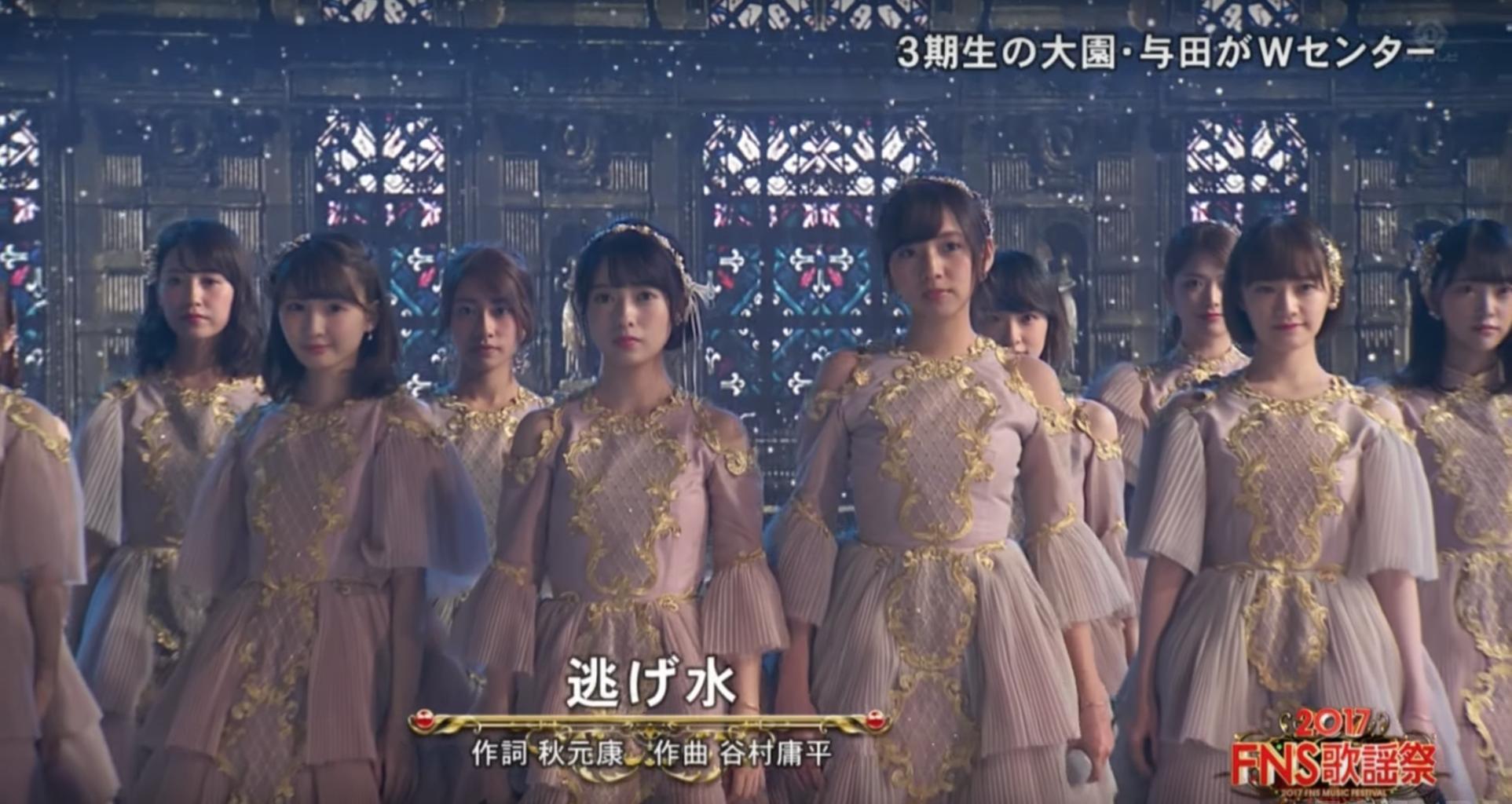 乃木坂46斉藤優里「ピンクとベージュのお姫様みたいな衣装が好きだった」2