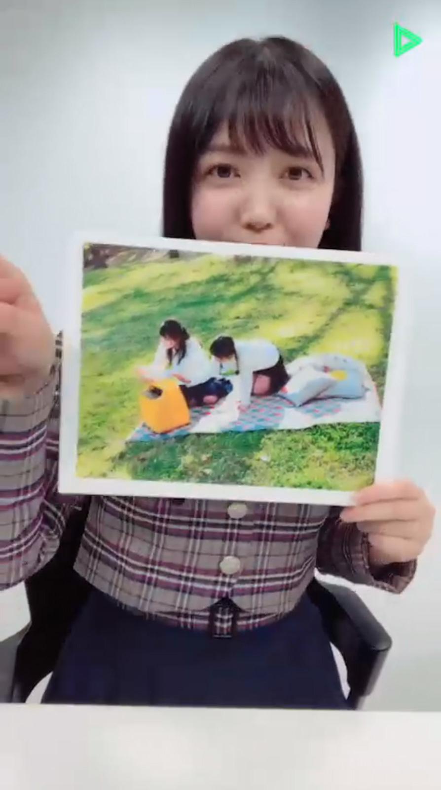 乃木坂46久保史緒里の乃木坂上り坂 LINE 与田祐希