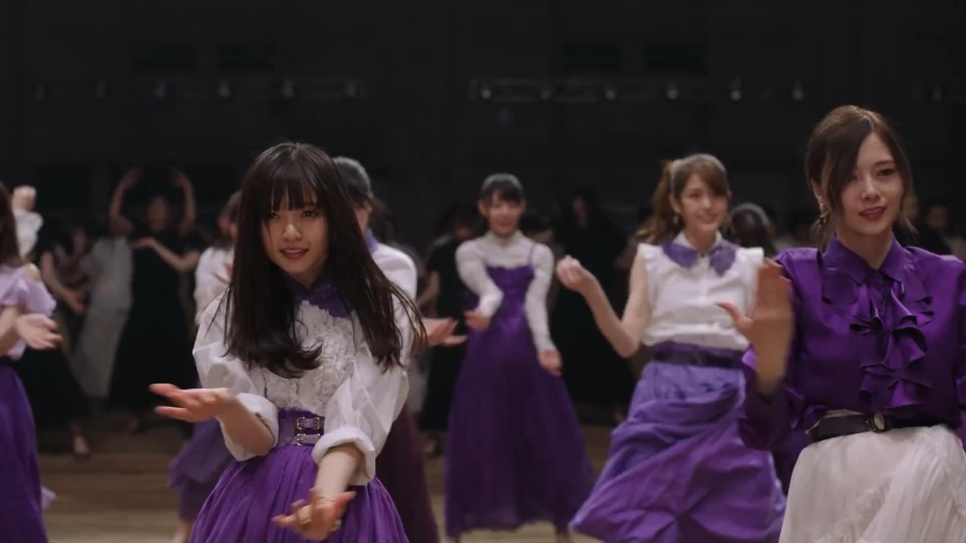 乃木坂46「Sing Out!」MV 阪口珠美
