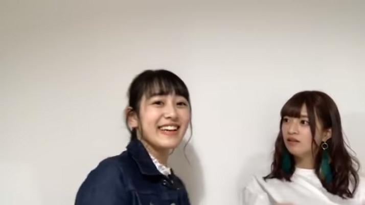 乃木坂46向井葉月SHOWROOM