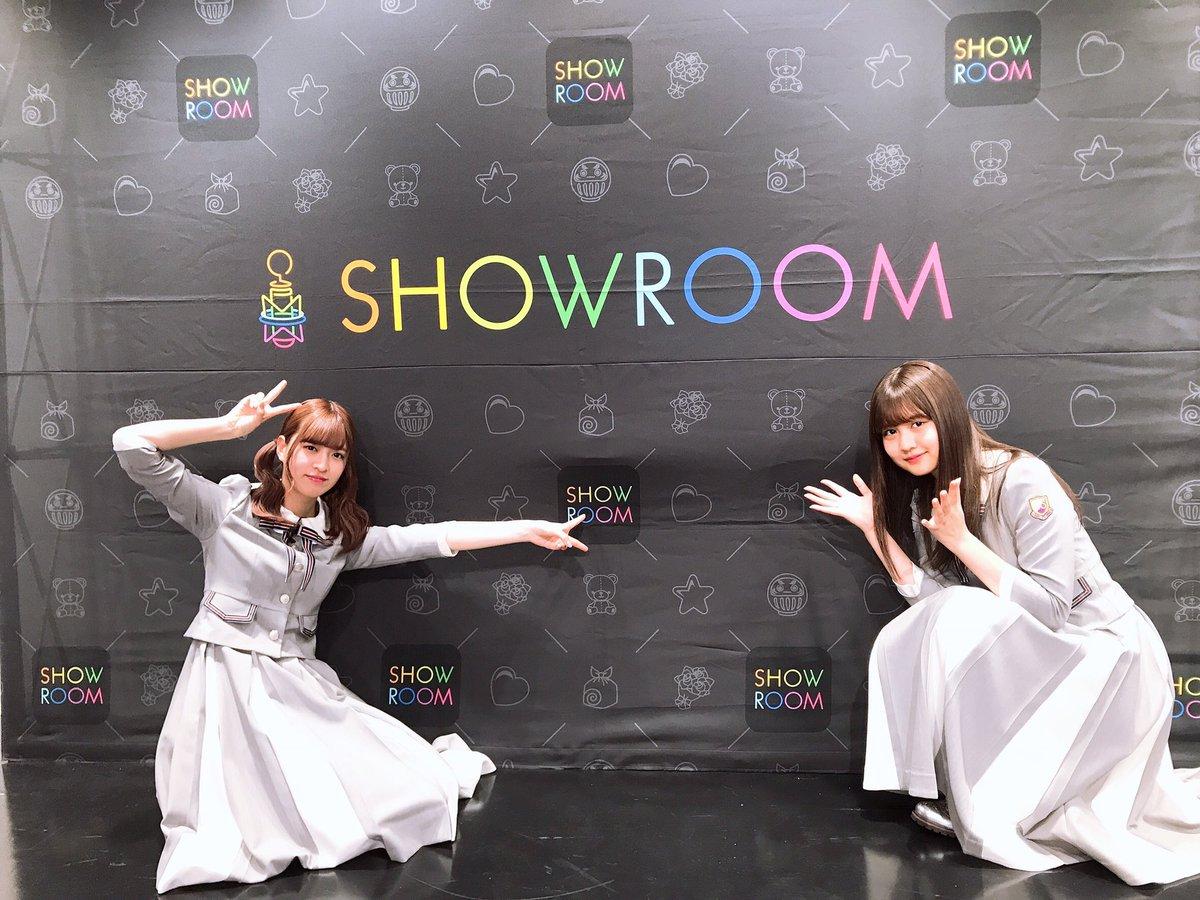 乃木坂46「猫舌SHOWROOM」中村麗乃&吉田綾乃クリスティー