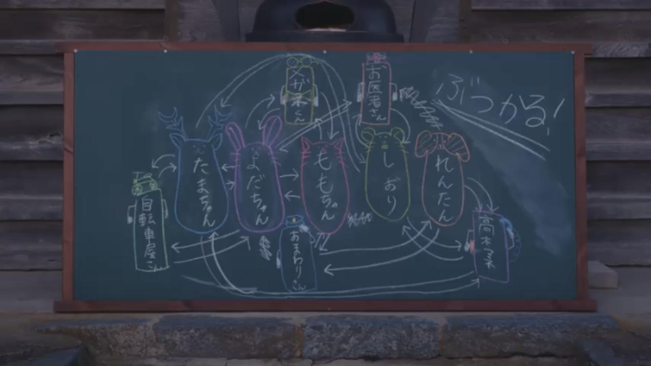 乃木坂46 『平行線』2