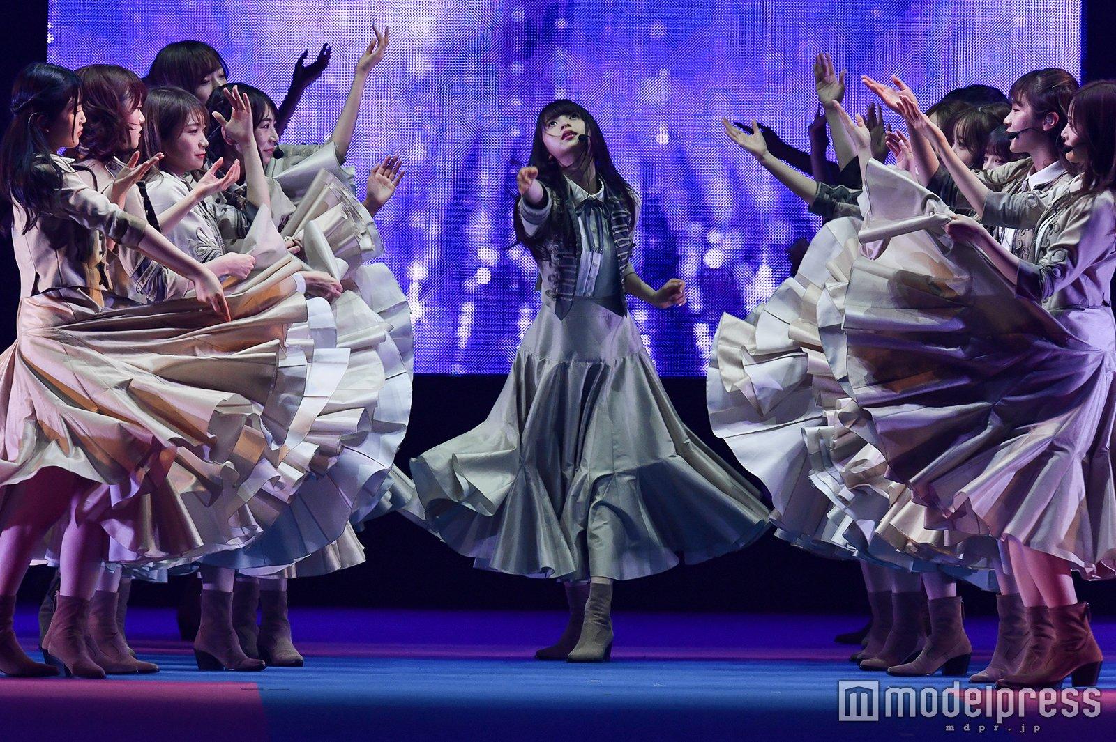 【ガルアワ2019S/S】乃木坂46「Sing Out!」齋藤飛鳥モーゼ