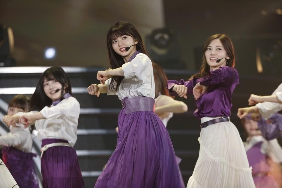 乃木坂46「Sing Out!」選抜ライブ