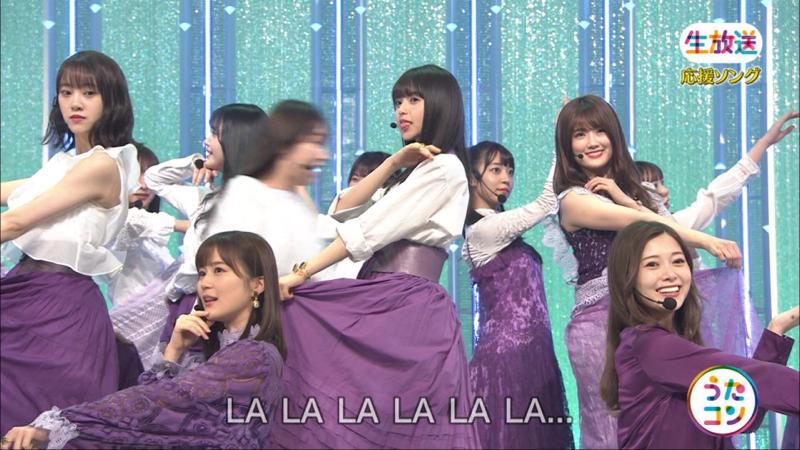 うたコン 乃木坂46「Sing Out!」