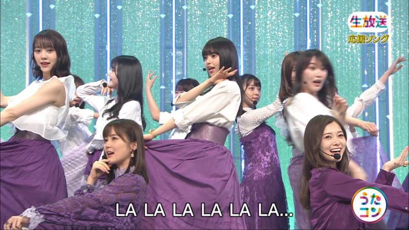 うたコン 乃木坂46「Sing Out!」2