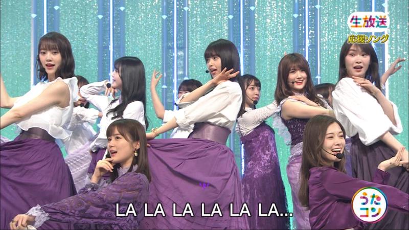 うたコン 乃木坂46「Sing Out!」3
