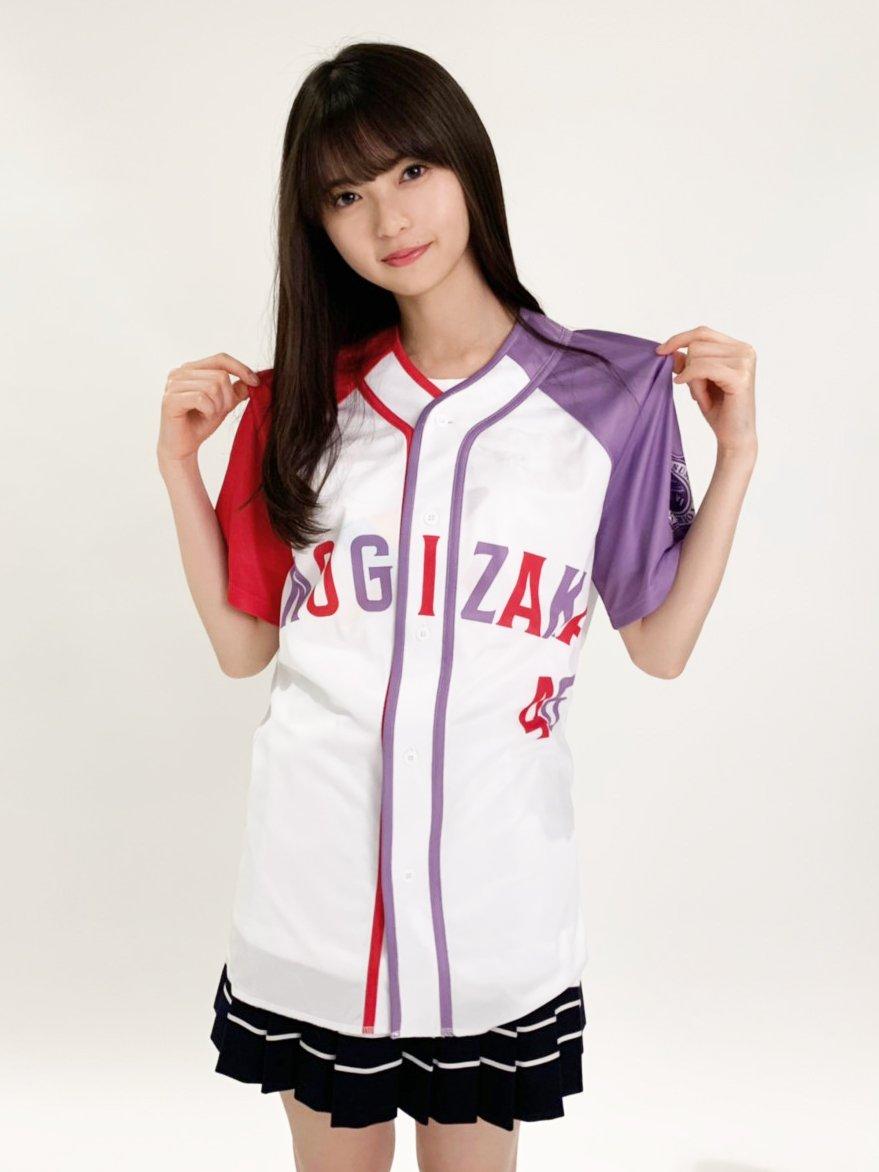乃木坂46 ベースボールシャツ2019 齋藤飛鳥