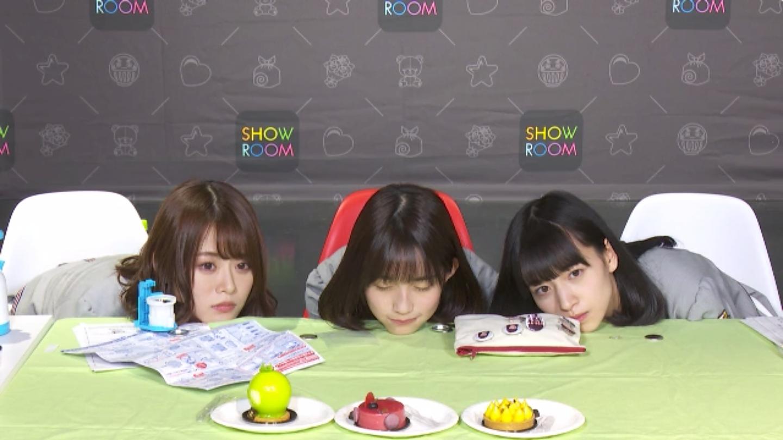 乃木坂46「猫舌SHOWROOM」 掛橋沙耶香 山崎怜奈 金川紗耶