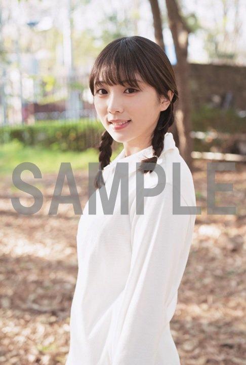 B.L.T. 2019年6月号 久保史緒里ポストカード