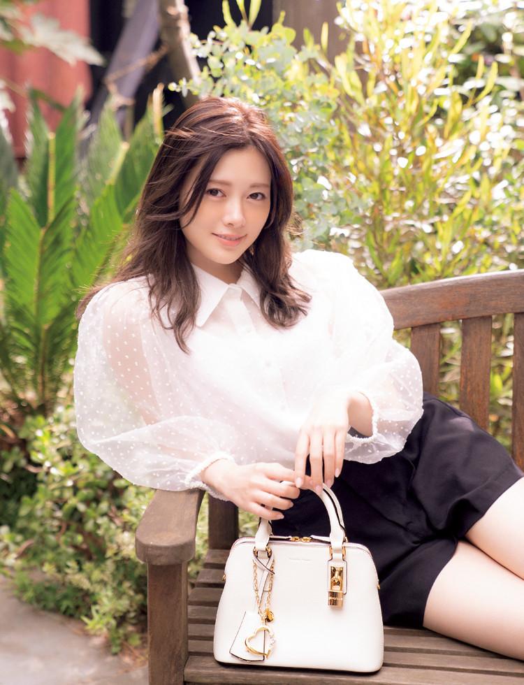 白石麻衣×サマンサ×sweet トリプルコラボ アイテム完成1
