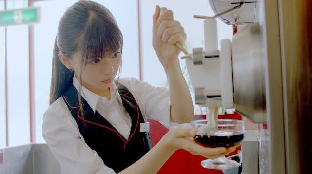 カフェ・ベローチェ「#飛鳥研修中」コーヒーゼリー篇 乃木坂46 齋藤飛鳥