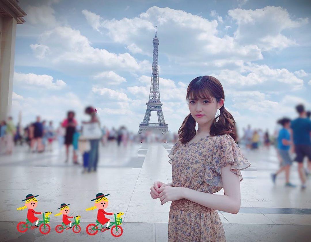 松村沙友理 Japan Expo2