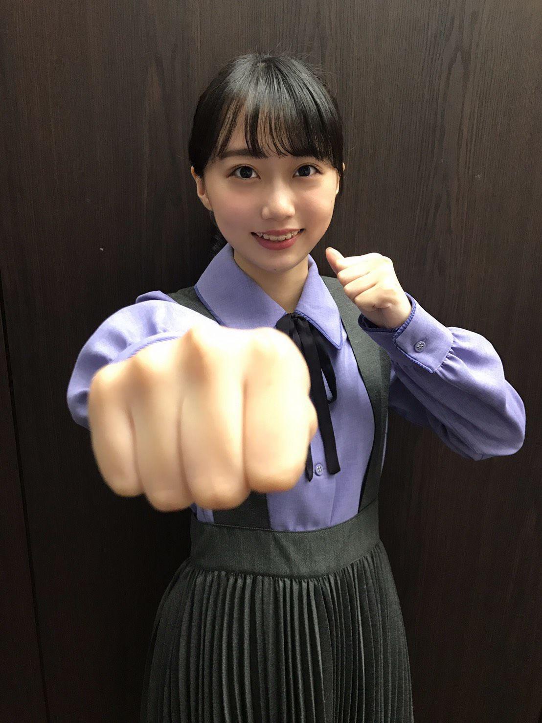 矢久保美緒 ミオパンチ