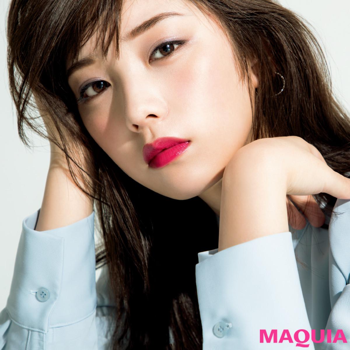 MAQUIA 与田祐希4