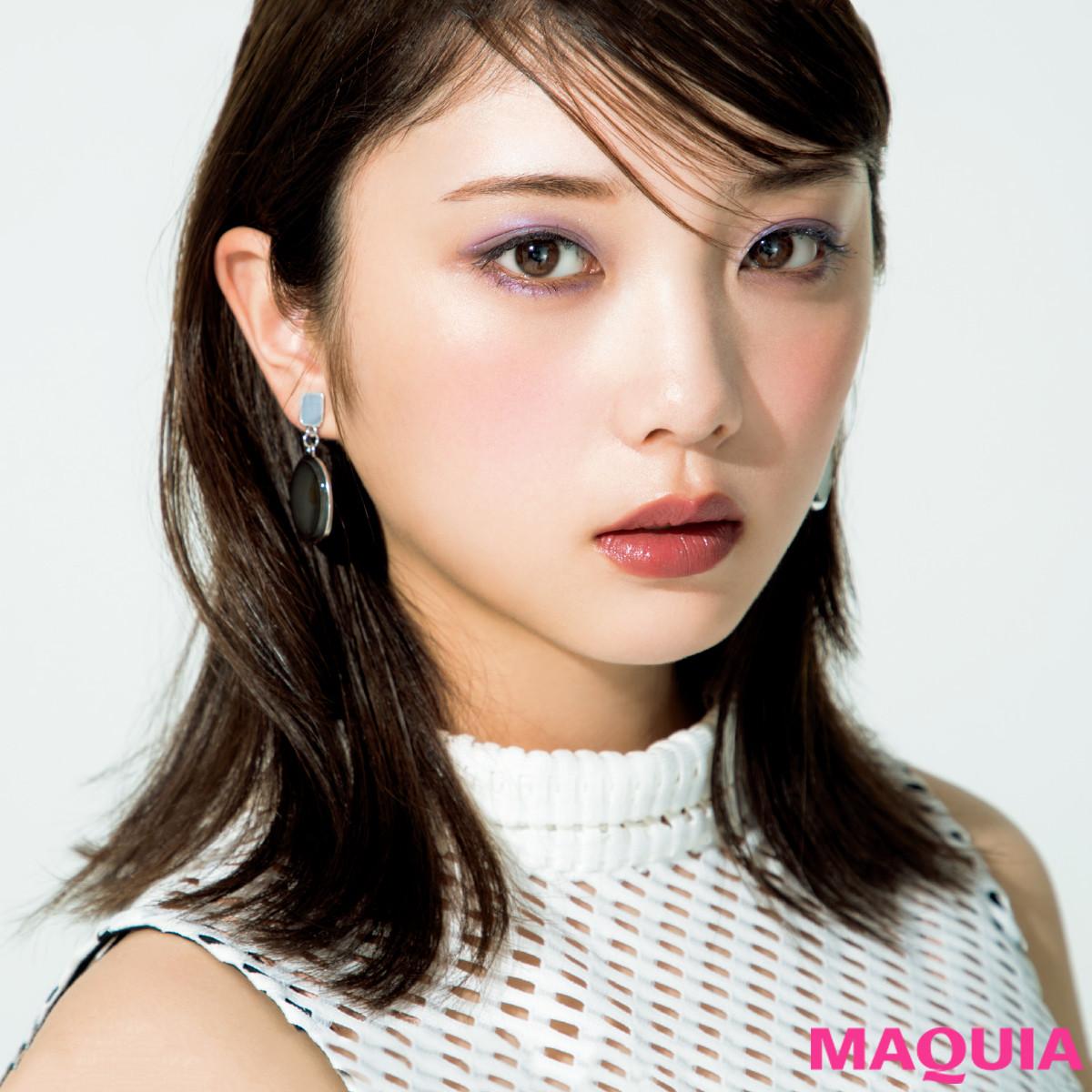 MAQUIA 与田祐希