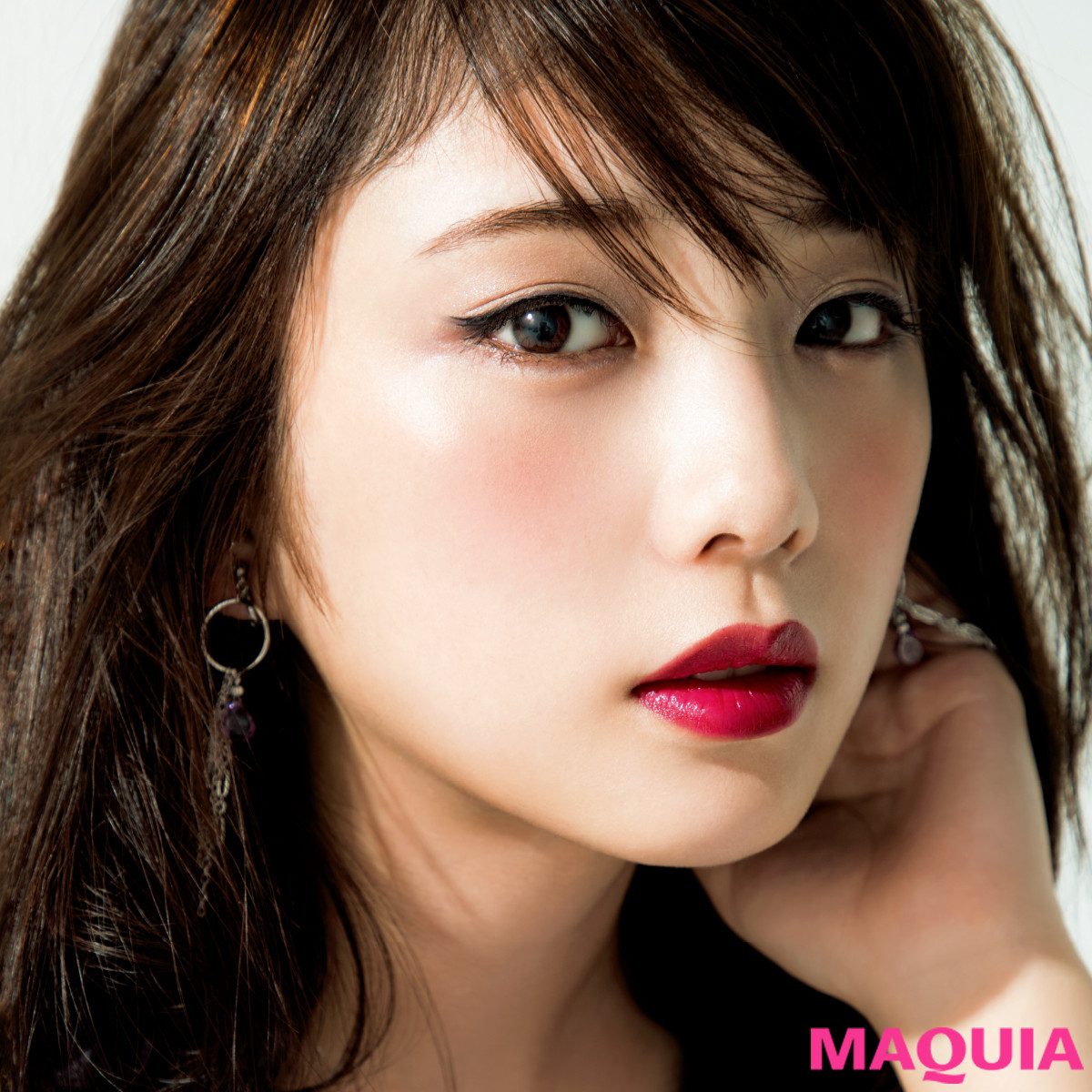 MAQUIA 与田祐希3