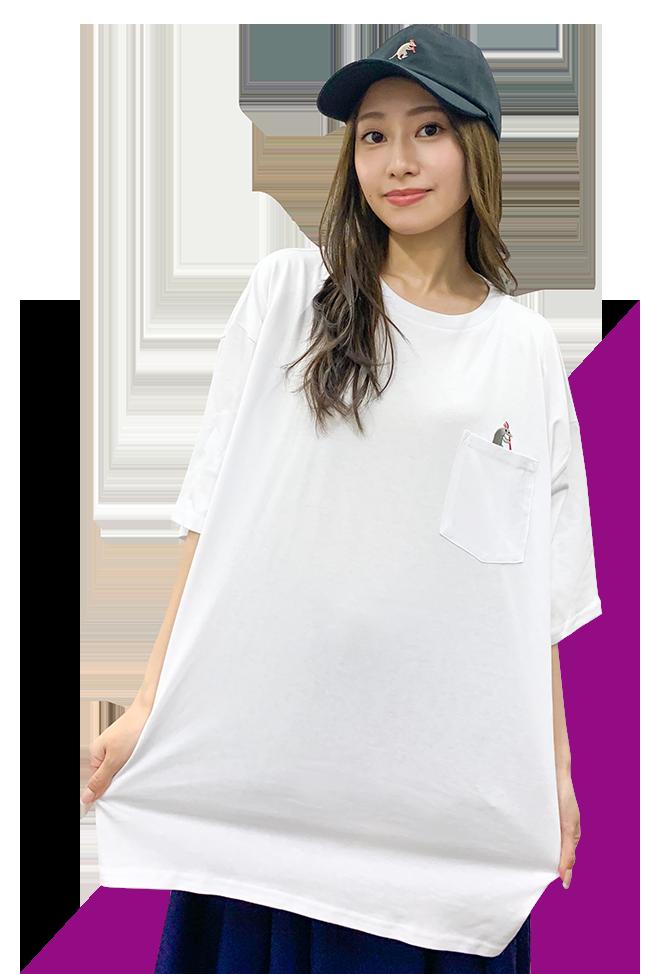 桜井玲香プロデュース Tシャツ