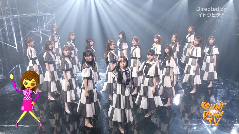 CDTV 乃木坂46「夜明けまで強がらなくてもいい」