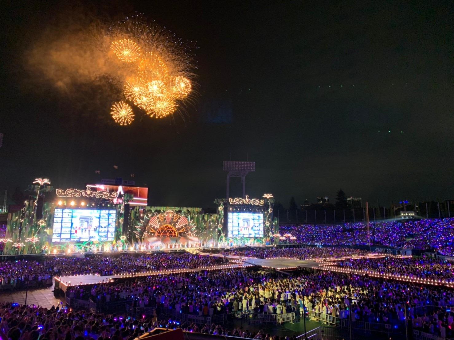 乃木坂46全ツ2019 伊藤かりん 神宮ライブ写真