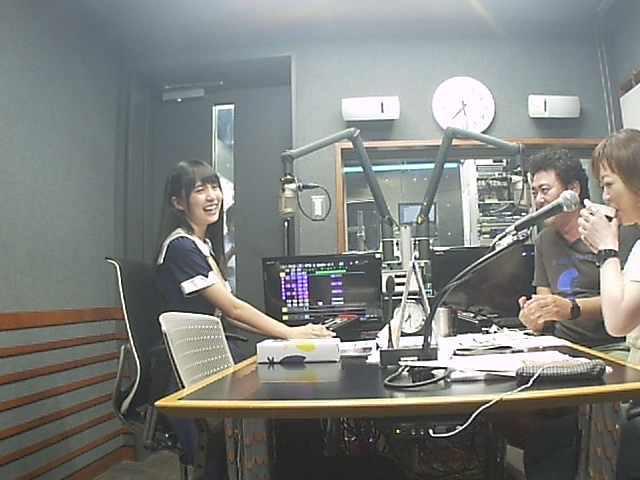 FM FUKUOKA 賀喜遥香