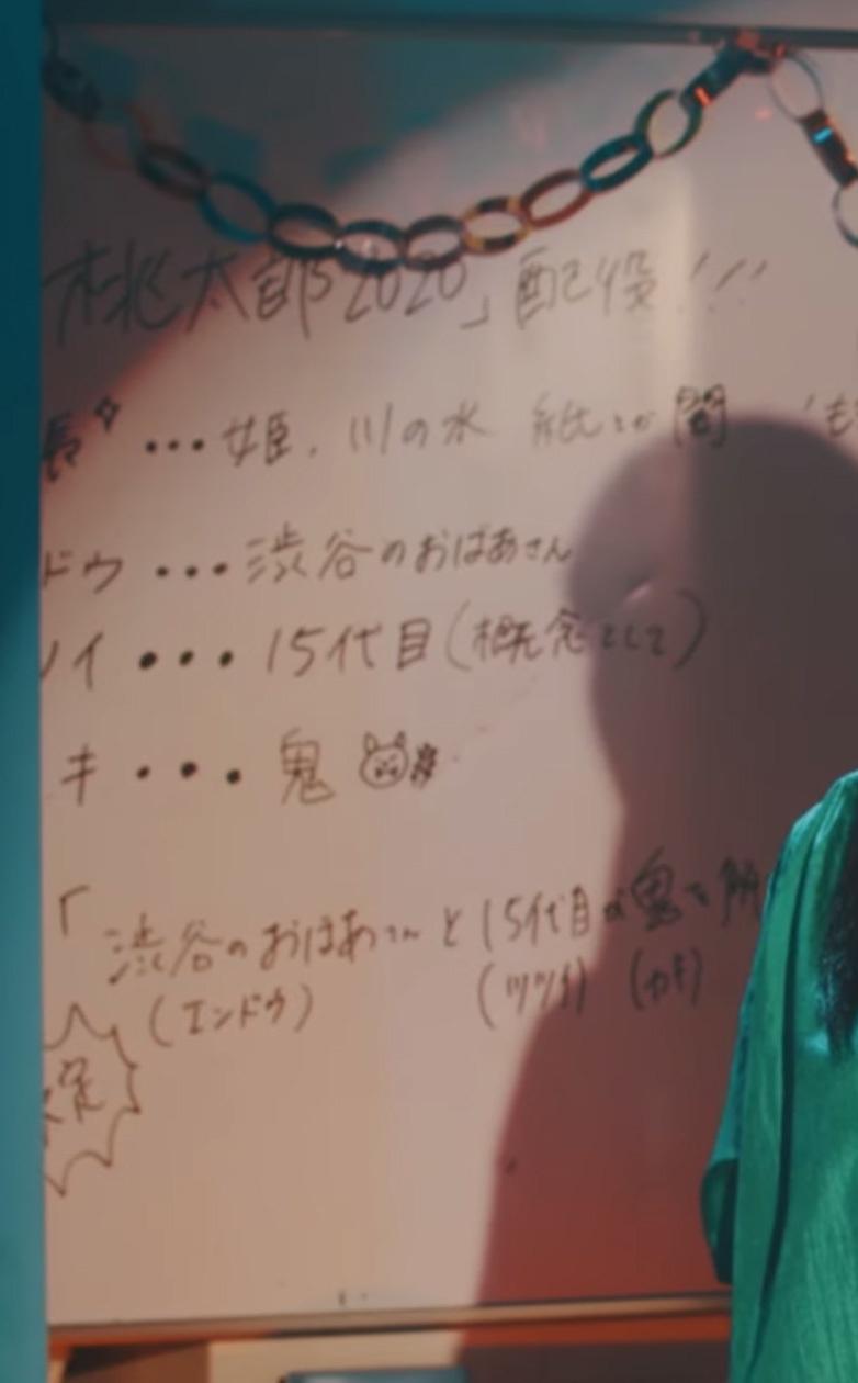 乃木恋 演じるガール