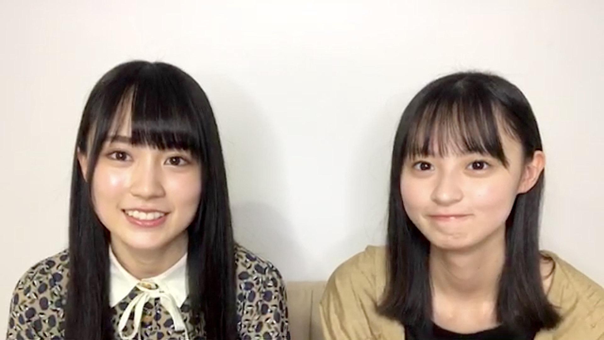 SHOWROOM「乃木坂46新聞発行記念SP」 賀喜遥香 遠藤さくら