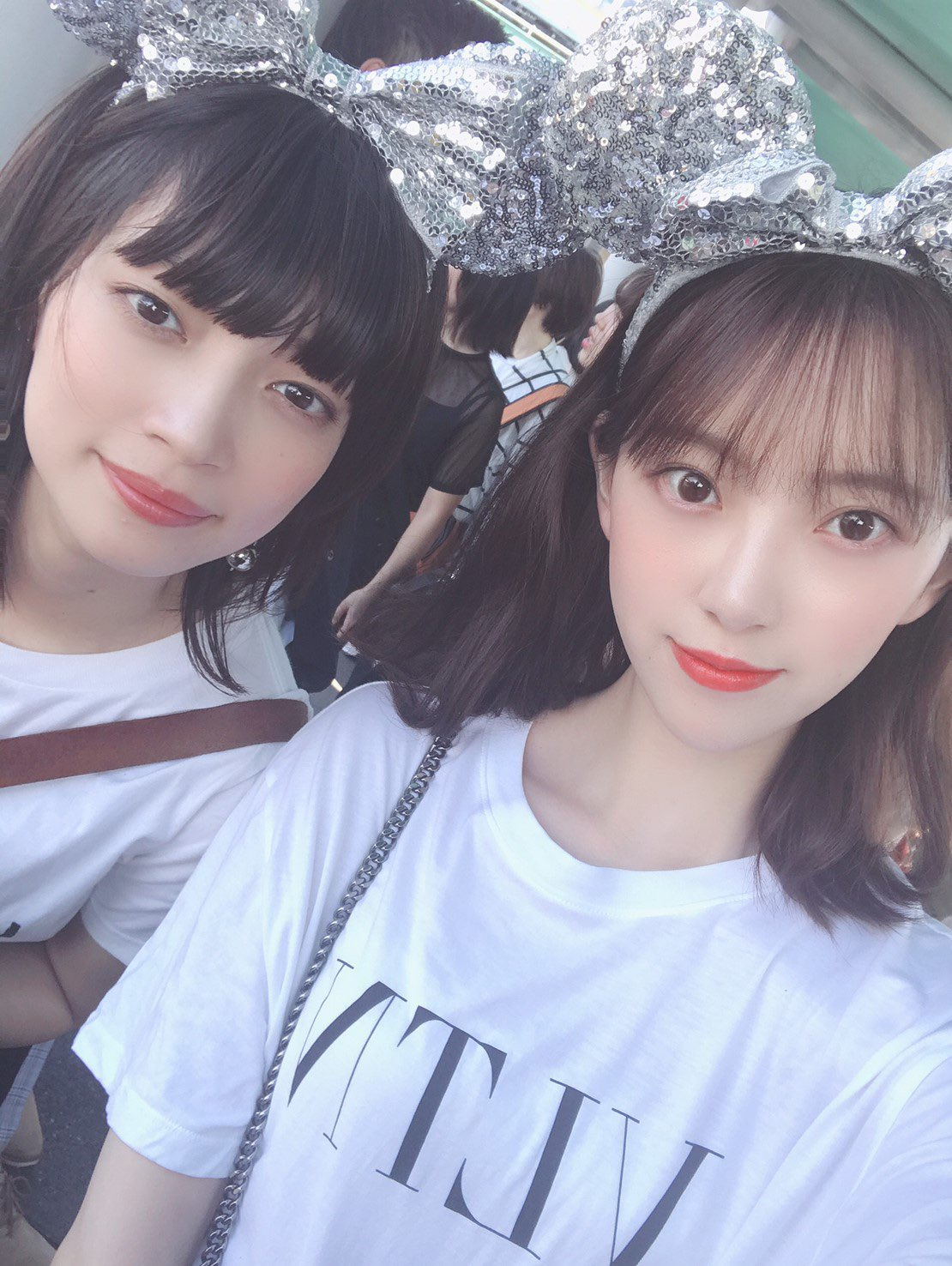 ディズニーシー3 田中真琴 堀未央奈
