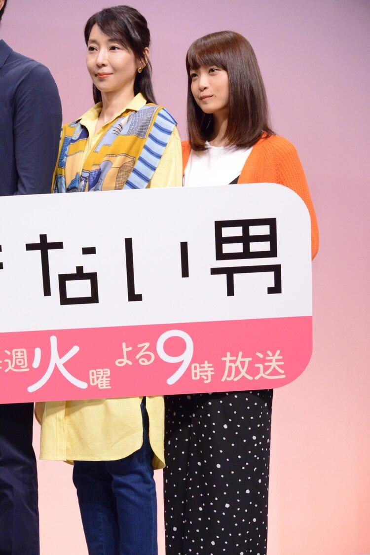 まだ結婚できない男 制作発表 深川麻衣4