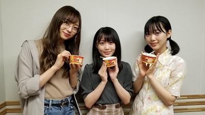 乃木坂46の「の」 梅澤美波 矢久保美緒 北川悠理