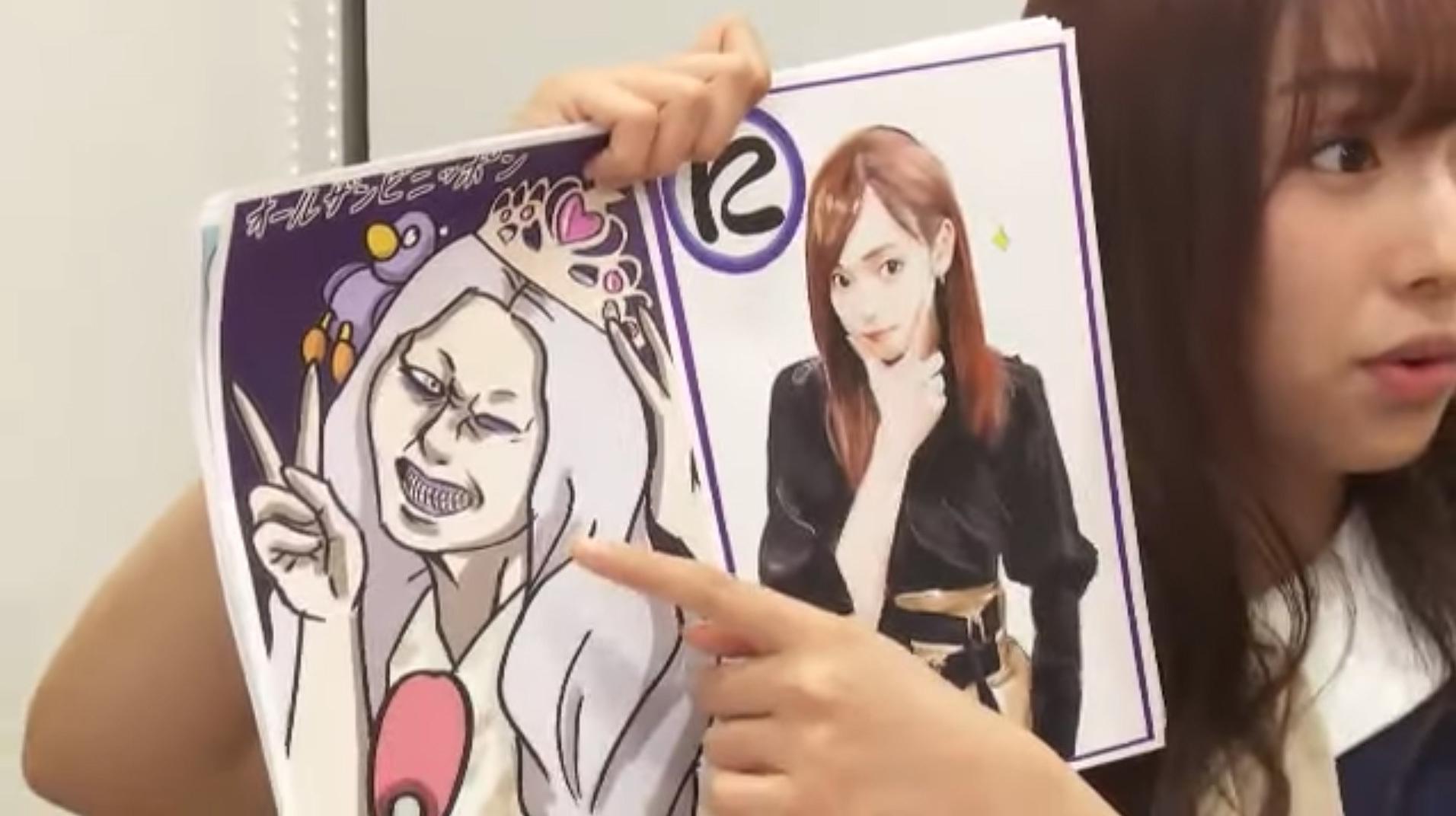 乃木坂46「猫舌SHOWROOM」 新内眞衣 高山一実