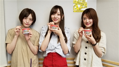 乃木坂46の「の」 中田花奈 梅澤美波 樋口日奈