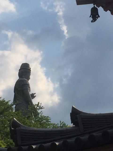 空と仏像IMG_7964