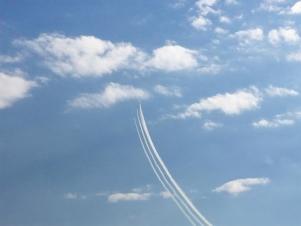 入間航空祭を見学に行ってきました。