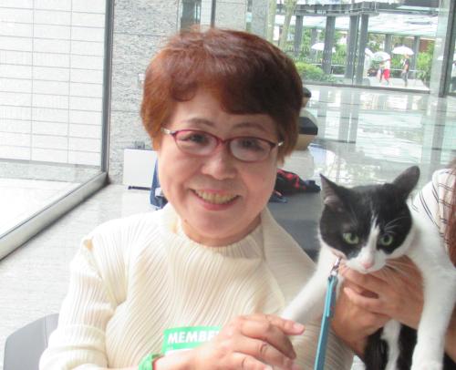 参議院議員 神本美恵子先生 13年比例 500
