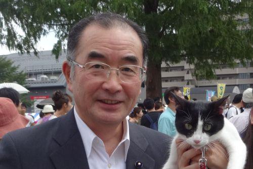 埼玉県議会議員 土屋恵一先生 500