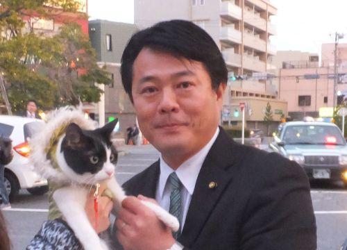 川口市議会議員 飯塚孝行先生 500