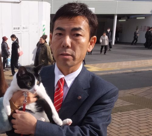 さいたま市会議員小柳 嘉文先生